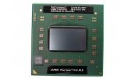 AMD Turion 64 X2 - Processor TMDTL50HAX4CT (2 x 256KB CACHE 1.6GHz)