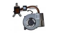 Laptop hűtőrendszer HP-Compaq Presario CQ56 - SPS:606609-001