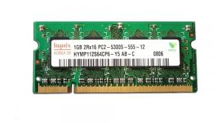 Laptop 1GB DDR2 hynix RAM 667Mhz