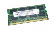 Laptop 2GB DDR3 Micron RAM 1066Mhz