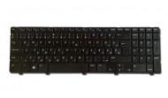 Laptop billentyűzet magyar Dell Inspiron 15R Series - 09CC40, PK130SZ2A21