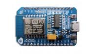 Arduino IDE kompatibilis NodeMcu 0.9 WiFi ESP vezérlő - ESP8266MOD WiFi 802.11 B/G/N