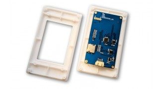 Nextion 3.5 LCD keret - PLA